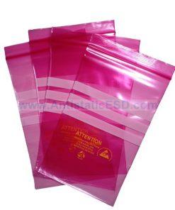Pink Anti Static Packaging