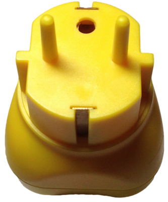 EU Version (2 Pin)