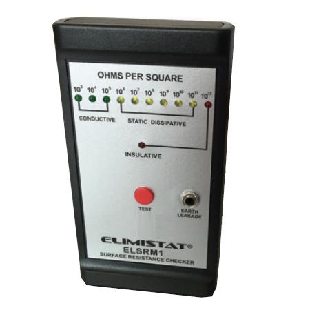 ESD Surface Resistance Meter | SRM | ESD Surface Resistivity Meter | ESD Mat Tester | surface resistivity meter kit
