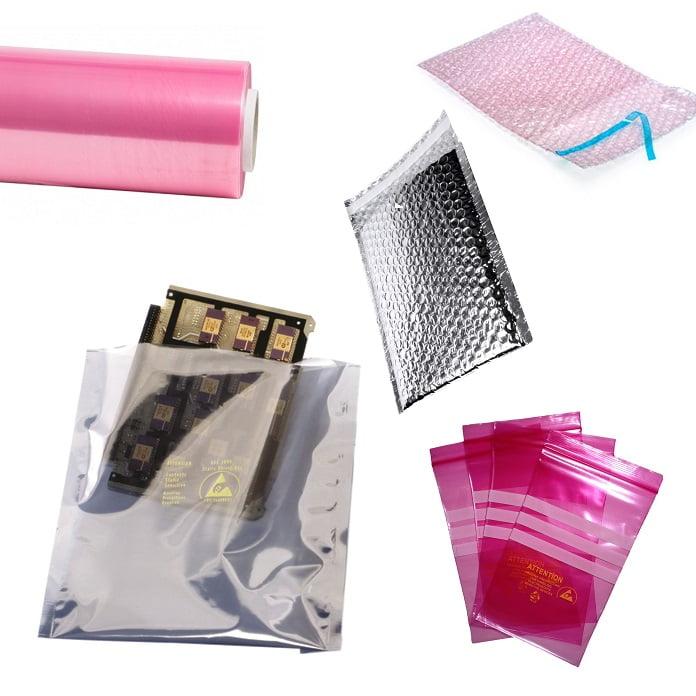 Anti Static Bags & Packaging